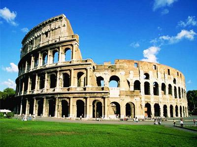 Колизей - достояние Италии