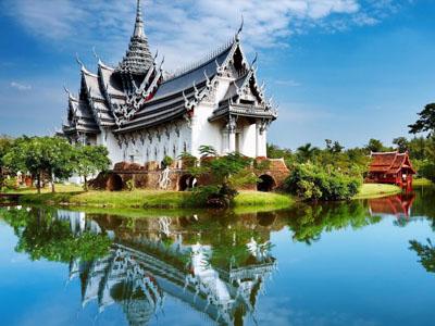 Отдых в Лаосе