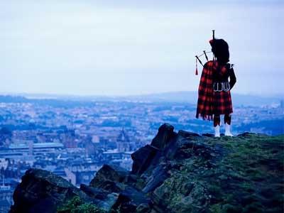 Прекрасная и незнакомая Шотландия