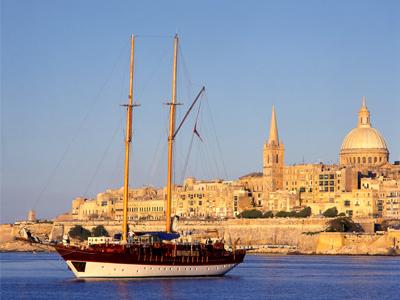 Уезжаем на Мальту