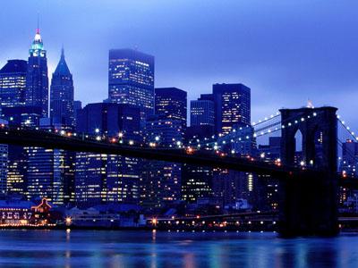 Манхэттен: родина небоскребов