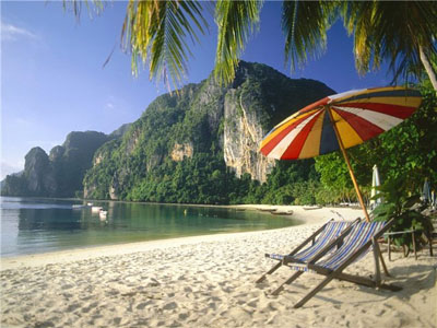 Манящие берега Таиланда