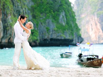 7 преимуществ свадьбы за границей