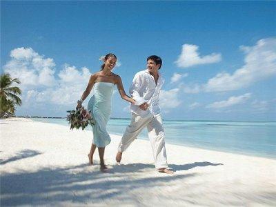 Самые романтичные места для медового месяца