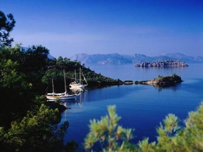 Белек - молодой турецкий курорт