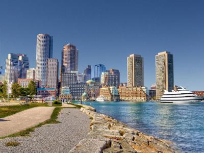 Большой и красивый Бостон