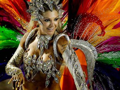 Карнавалы в разных странах мира