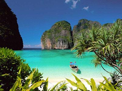 Райские уголки мира - Таиланд