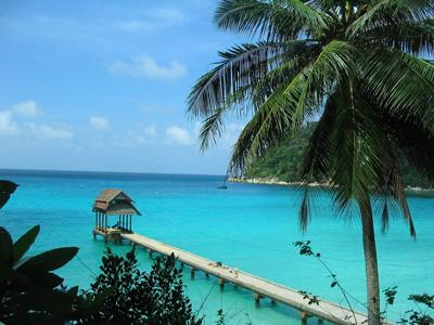 Пляжный отдых в Малайзии