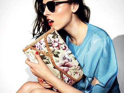 Модные аксессуары весна 2014