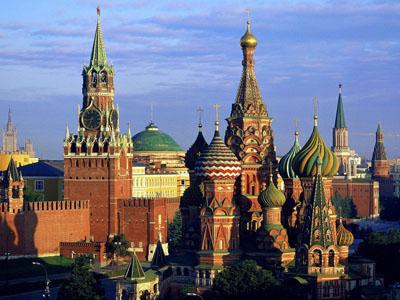 Туристическая прогулка по центру Москвы