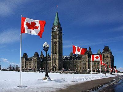 Восточная Канада. Оттава