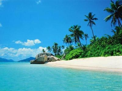 Самые романтичные - Сейшельские острова!