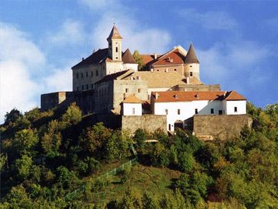 Путешествие по замкам на западной Украине