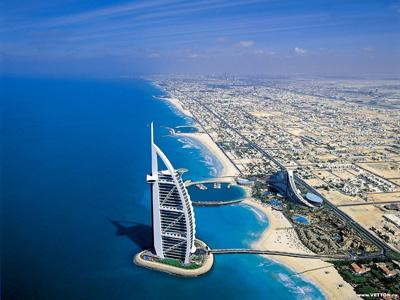 Преимущества отдыха в Дубае