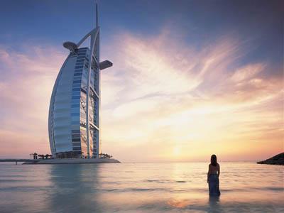 Прогулка по Дубаю
