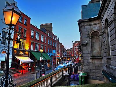 Ирландский Дублин