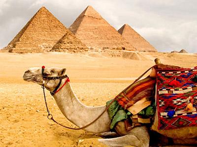 Египет - красота для туристов