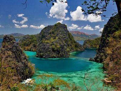 Филиппины: остров Корон
