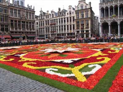 Страна карнавалов - Бельгия