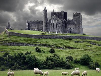 Живописная Ирландия