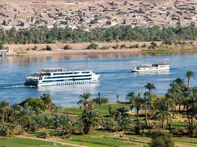 Экскурсии по Нилу: Элефантина