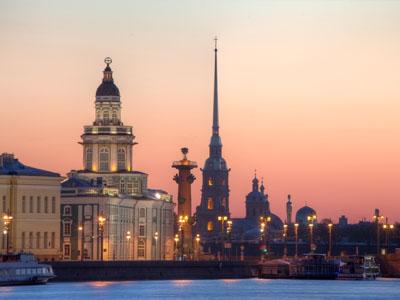 Санкт-Петербург глазами VIP-туриста