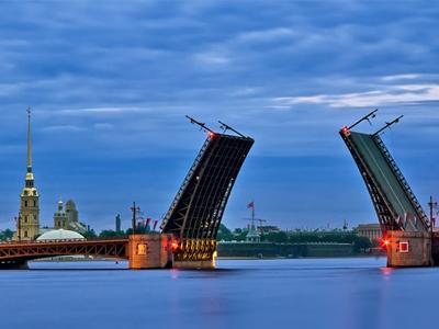 Санкт-Петербург – русская Венеция