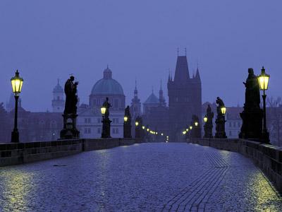 У Праги свои секреты