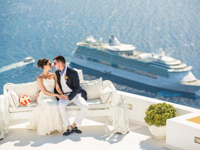 Самые романтические места для проведения свадеб