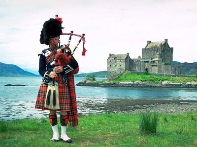 Волшебная Шотландия
