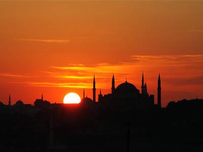 Самые интересные места в Стамбуле