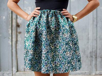Как выбрать юбку на лето
