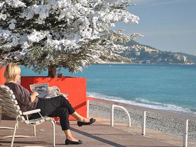 Декабрьские дни в Ницце