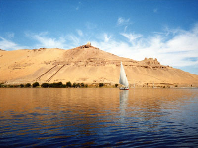 Зачарованная река Нил