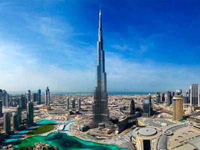 Знаменитые места в ОАЭ
