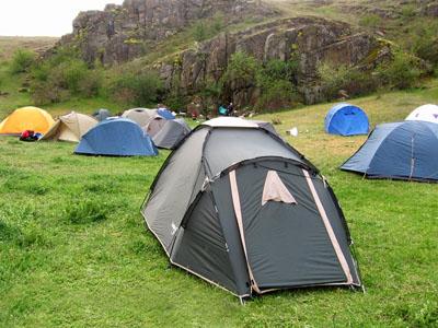 Как выбрать туристическую палатку