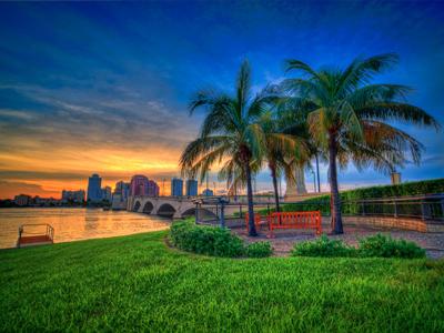 Жаркое сердце Флориды