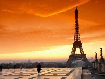 Интересный уик-энд: Париж и Амстердам