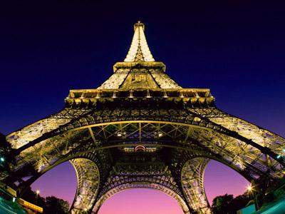 Красота спасёт мир. Париж