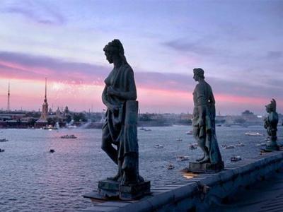Провести отпуск в Санкт-Петербурге
