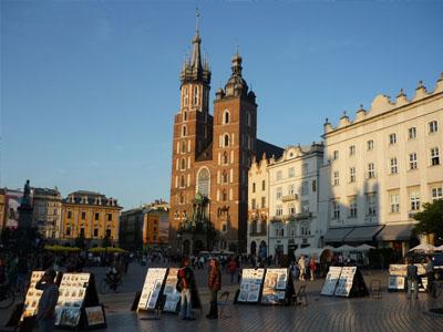 Исторические и природные памятники Польши