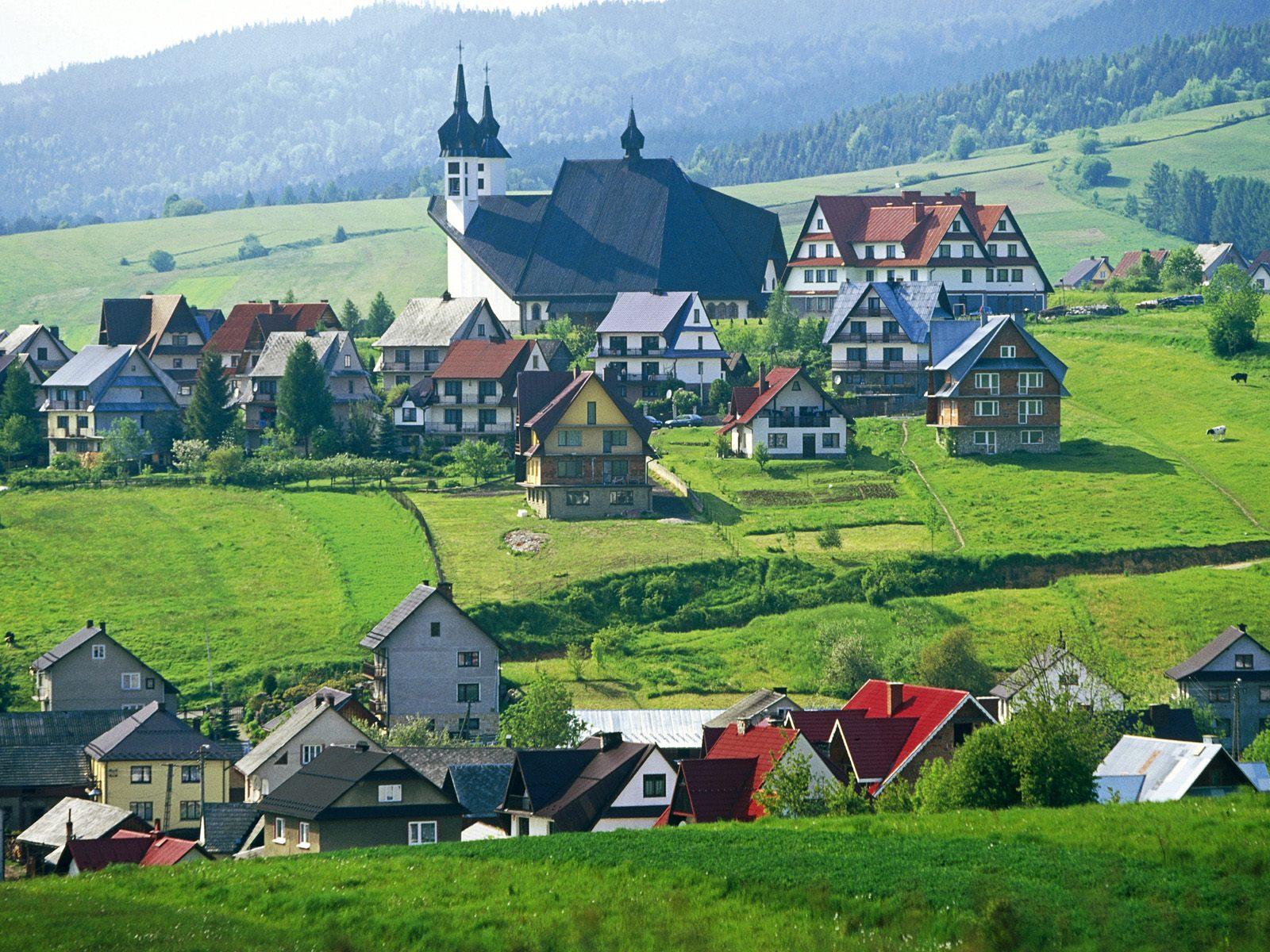 Польша – страна средневекового колорита