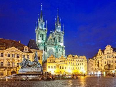 Про удивительную Прагу