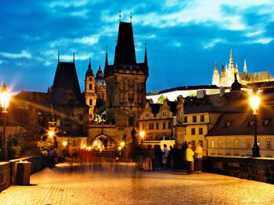 А вы ездили в Прагу на выходные?