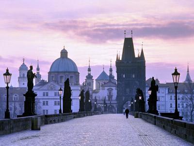 Главные туристические места в Праге