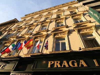 Как определиться с отелем в Праге