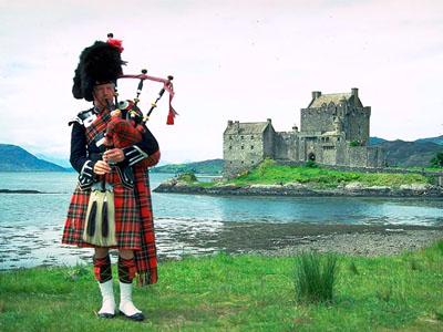 Индивидуальные экскурсии в Шотландии