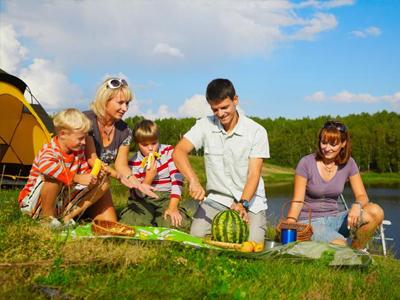 Возможности семейного отдыха в России
