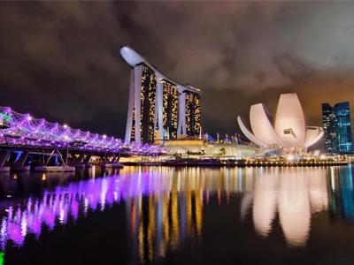 Некоторые достопримечательности Сингапура